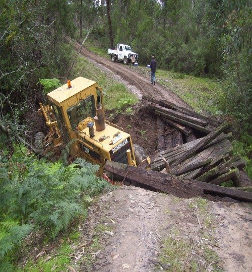 Optias prepared a business case to repair hundreds of bridges, culverts and roads to facilitate access to areas for planned burning and bushfire prevention.