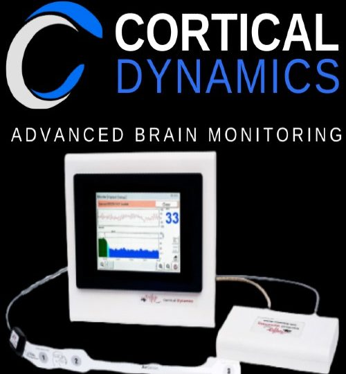 Cortical Dynamics started as a joint venture with the Swinburne University of Technology to develop the electroencephalogram-based brain anaesthesia monitor.