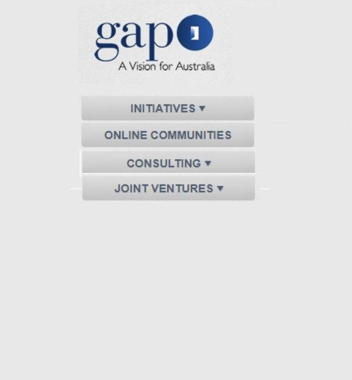 Optias has a long relationship with GAP.  We are members of the Health 2040 taskforce.  Optias uses the GAP Online Forum platform to provide a different channel to collect the views of stakeholders.